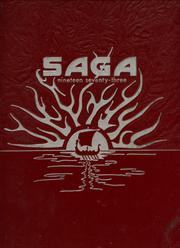 1973 Edition, Valley High School - Saga Yearbook (Albuquerque, NM)