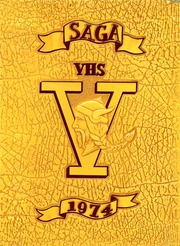 1974 Edition, Valley High School - Saga Yearbook (Albuquerque, NM)