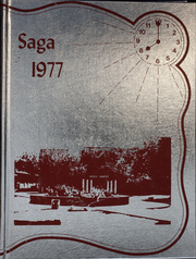 1977 Edition, Valley High School - Saga Yearbook (Albuquerque, NM)