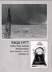 Page 5, 1977 Edition, Valley High School - Saga Yearbook (Albuquerque, NM) online yearbook collection