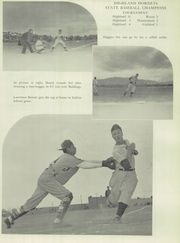 Page 157, 1951 Edition, Highland High School - Highlander Yearbook (Albuquerque, NM) online yearbook collection