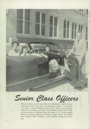 Page 10, 1953 Edition, Highland High School - Highlander Yearbook (Albuquerque, NM) online yearbook collection