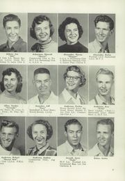 Page 11, 1953 Edition, Highland High School - Highlander Yearbook (Albuquerque, NM) online yearbook collection