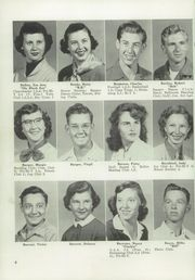 Page 12, 1953 Edition, Highland High School - Highlander Yearbook (Albuquerque, NM) online yearbook collection
