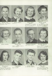 Page 13, 1953 Edition, Highland High School - Highlander Yearbook (Albuquerque, NM) online yearbook collection