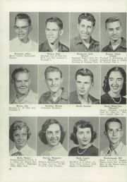 Page 14, 1953 Edition, Highland High School - Highlander Yearbook (Albuquerque, NM) online yearbook collection