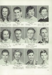 Page 17, 1953 Edition, Highland High School - Highlander Yearbook (Albuquerque, NM) online yearbook collection