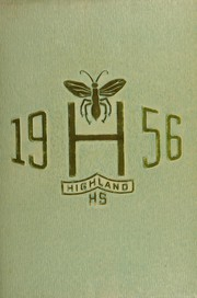 Page 1, 1956 Edition, Highland High School - Highlander Yearbook (Albuquerque, NM) online yearbook collection