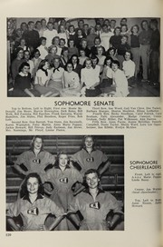 Page 136, 1956 Edition, Highland High School - Highlander Yearbook (Albuquerque, NM) online yearbook collection