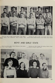 Page 137, 1956 Edition, Highland High School - Highlander Yearbook (Albuquerque, NM) online yearbook collection