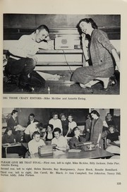 Page 141, 1956 Edition, Highland High School - Highlander Yearbook (Albuquerque, NM) online yearbook collection