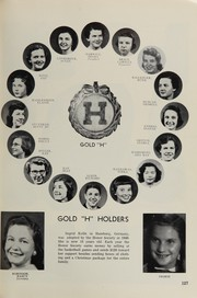 Page 143, 1956 Edition, Highland High School - Highlander Yearbook (Albuquerque, NM) online yearbook collection
