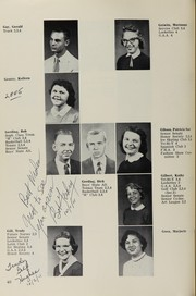 Page 54, 1956 Edition, Highland High School - Highlander Yearbook (Albuquerque, NM) online yearbook collection