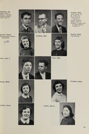 Page 55, 1956 Edition, Highland High School - Highlander Yearbook (Albuquerque, NM) online yearbook collection