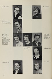 Page 64, 1956 Edition, Highland High School - Highlander Yearbook (Albuquerque, NM) online yearbook collection