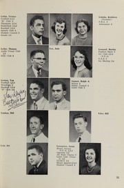 Page 65, 1956 Edition, Highland High School - Highlander Yearbook (Albuquerque, NM) online yearbook collection