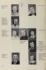 Page 66, 1956 Edition, Highland High School - Highlander Yearbook (Albuquerque, NM) online yearbook collection