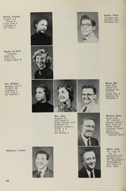 Page 68, 1956 Edition, Highland High School - Highlander Yearbook (Albuquerque, NM) online yearbook collection
