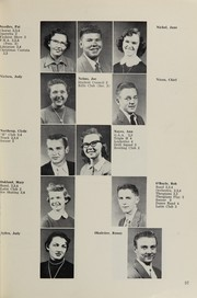 Page 71, 1956 Edition, Highland High School - Highlander Yearbook (Albuquerque, NM) online yearbook collection