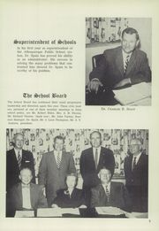 Page 13, 1957 Edition, Highland High School - Highlander Yearbook (Albuquerque, NM) online yearbook collection