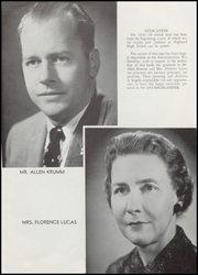 Page 11, 1959 Edition, Highland High School - Highlander Yearbook (Albuquerque, NM) online yearbook collection
