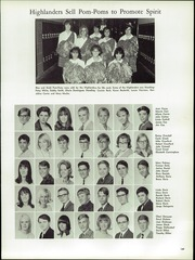 Page 153, 1967 Edition, Highland High School - Highlander Yearbook (Albuquerque, NM) online yearbook collection