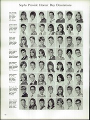 Page 158, 1967 Edition, Highland High School - Highlander Yearbook (Albuquerque, NM) online yearbook collection