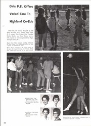 Page 106, 1969 Edition, Highland High School - Highlander Yearbook (Albuquerque, NM) online yearbook collection