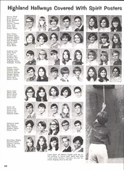 Page 204, 1969 Edition, Highland High School - Highlander Yearbook (Albuquerque, NM) online yearbook collection