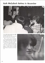 Page 96, 1969 Edition, Highland High School - Highlander Yearbook (Albuquerque, NM) online yearbook collection