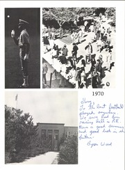 Page 5, 1970 Edition, Highland High School - Highlander Yearbook (Albuquerque, NM) online yearbook collection