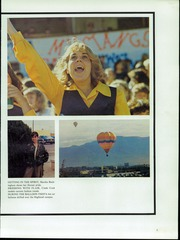 Page 7, 1982 Edition, Highland High School - Highlander Yearbook (Albuquerque, NM) online yearbook collection