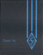 1970 Edition, Sandia High School - Crest Yearbook (Albuquerque, NM)