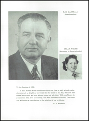 Page 10, 1953 Edition, Clovis High School - Plainsman Yearbook (Clovis, NM) online yearbook collection