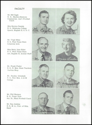 Page 15, 1953 Edition, Clovis High School - Plainsman Yearbook (Clovis, NM) online yearbook collection
