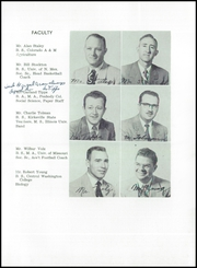 Page 17, 1953 Edition, Clovis High School - Plainsman Yearbook (Clovis, NM) online yearbook collection