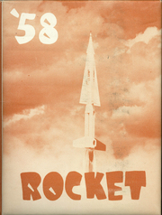 Alamogordo High School - Rocket Yearbook (Alamogordo, NM) online yearbook collection, 1958 Edition, Page 1