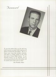 Page 12, 1958 Edition, Alamogordo High School - Rocket Yearbook (Alamogordo, NM) online yearbook collection