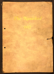 Farmington High School - Naniskad Yearbook (Farmington, NM) online yearbook collection, 1921 Edition, Page 1