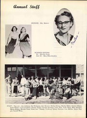 Page 12, 1955 Edition, Farmington High School - Naniskad Yearbook (Farmington, NM) online yearbook collection