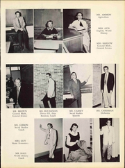 Page 13, 1955 Edition, Farmington High School - Naniskad Yearbook (Farmington, NM) online yearbook collection