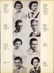 Farmington High School - Naniskad Yearbook (Farmington, NM) online yearbook collection, 1955 Edition, Page 27