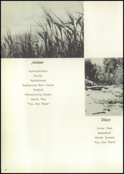 Page 8, 1957 Edition, Roswell High School - Coyote Yearbook (Roswell, NM) online yearbook collection