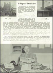 Page 10, 1958 Edition, Roswell High School - Coyote Yearbook (Roswell, NM) online yearbook collection