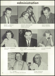 Page 16, 1958 Edition, Roswell High School - Coyote Yearbook (Roswell, NM) online yearbook collection