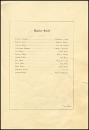 Page 7, 1922 Edition, Artesia High School - Bulldog Yearbook (Artesia, NM) online yearbook collection