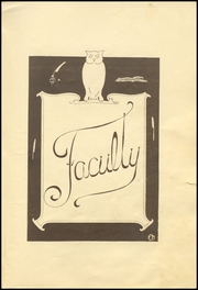 Page 9, 1922 Edition, Artesia High School - Bulldog Yearbook (Artesia, NM) online yearbook collection
