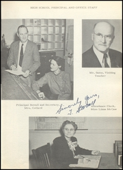 Page 13, 1949 Edition, Artesia High School - Bulldog Yearbook (Artesia, NM) online yearbook collection
