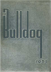 Artesia High School - Bulldog Yearbook (Artesia, NM) online yearbook collection, 1953 Edition, Page 1
