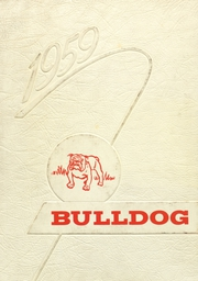 Artesia High School - Bulldog Yearbook (Artesia, NM) online yearbook collection, 1959 Edition, Page 1